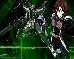 GundamOO, Lockon