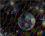 Celest Stained Glass